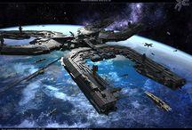 SciFi Concepts | In Space