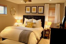Guest room ideas / by Tiffany Noecker