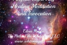 Angelic Energy Healing / White Rose Ascension Energy System created by Eileen Anglin. Release negativity, clear your energy and raise your vibration. Audio downloads available at www.whiterosepath.com