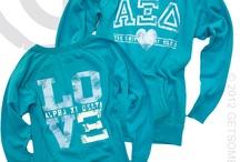 Alpha Xi Delta T-Shirt Ideas / by Alpha Xi Delta
