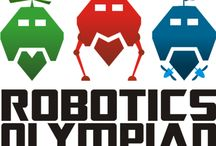Robotics Olympiad / Here's where you will see what we do!