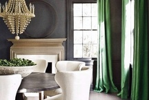 jewel tone rooms rock