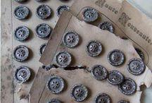 Buttons ... / by Lynn Minter