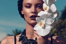 Renya Xydis, Cloud Nine Ambassador  / The editorial and style shots from Renya Xydis + team