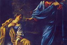 Pittura italiana tra secondo 500 e primo 600