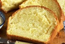 BUTTERY FRENCH BRIOCHE LOAF