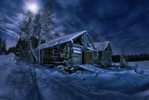 Cabins / by Janie Hansard