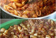 Piatti pasta
