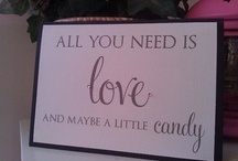 """One Sweet Day"" / Candy Bar Love!"