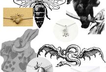 Animal Jewelry / From vintage to modern the Animal Motif Jewelry is always our favorite.