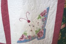Quilts - butterflies/insects