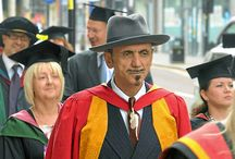 Graduation / Our graduates, alumni and honorary graduates! http://www.wlv.ac.uk/alumni