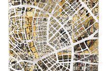 villes abstraites