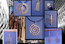 bobbin lace jewelry