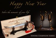 Celebrate the New Year with Sabrage