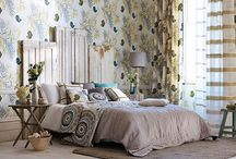 Harlequin Fabrics and Wallcoverings / Harlequin fabrics and wallpapers available from Vanilla Interiors www.vanillainteriors.co.uk