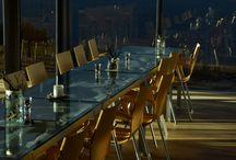 Cafe Panorama / The Cafe Panorama at Hardangervidda National Park Centre.
