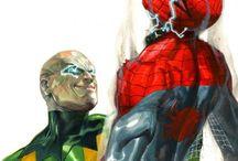 Arts: Spider-Man (Gabriele Dell'Otto)