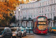 London + ősz