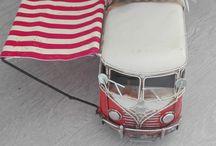 Pardoes Decoratie vintage cars / Woondecoratie artikelen