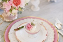 Tablescapes and Place Settings.  / by Cherish Pennington