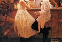 Norman Rockwell / by M H