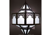 Moroccan Bathroom Lighting