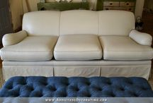 paint couch