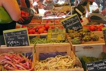 Travel France Farmers Markets