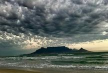 South Africa - the Fair, and Extreme Weather