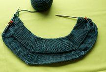 Knitting: Necklines