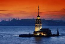 The Maiden's Tower- Istanbul, Turkey / Travelling is more like an escape from the daily realities of life and embracing the beauties. A travel is all worth it, when there is a little bit of legend, history and ample amount of beauty involved.  The Maiden's Tower or Kız Kulesi was one such encounter I had, during my travel to the beautiful city of Istanbul. https://goo.gl/9OgFIQ