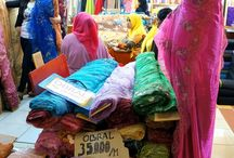 5 markets to buy fabrics and accessories in Jakarta
