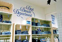 Denim / Denim retail design solutions
