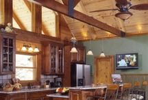 Kitchen Designs – Honest Abe Log Homes / Kitchen Confidential Webinar Expert Tips for Bringing Your Dream Kitchen to Life Thu, Feb 26, 2015 7-8:00 pm CST We're partnering with Log Home Living and mywoodhome.com to bring you expert tips and planning advice in our upcoming webinar. Through inspirational photos paired with need-to-know storage, design and budget information, this FREE session will provide you with a recipe for success to cook up the kitchen of your dreams.