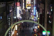 Japan's Landscape & Foods