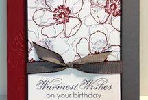 Fabulous florets / Birthday cards