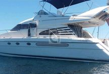 2000 Fairline Squadron 55 for sale