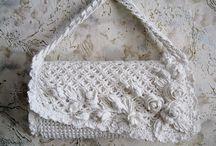 Crochet - Sacoches