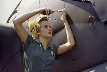 Women and World War II / by Michael J Sullivan Sr