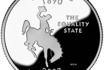 Fifty US State Quarters