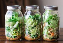 danielle | jar salads