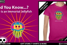 Jellyfish / by Hand Critters