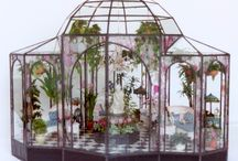 Tiffany-Glashäuser