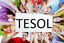 TESL/TESOL/TEFL/CELTA/ESL / by Lindsey Orenstein