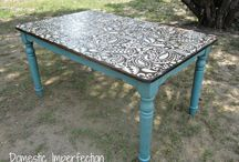 Furniture Upcycle Recycle / by Darin Bailey