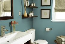 Bathrooms / Bathroom designs  / by Joanne Leverone