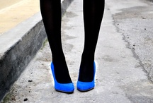 color block shoes
