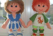 crochet dolls boy