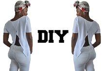DIY tops